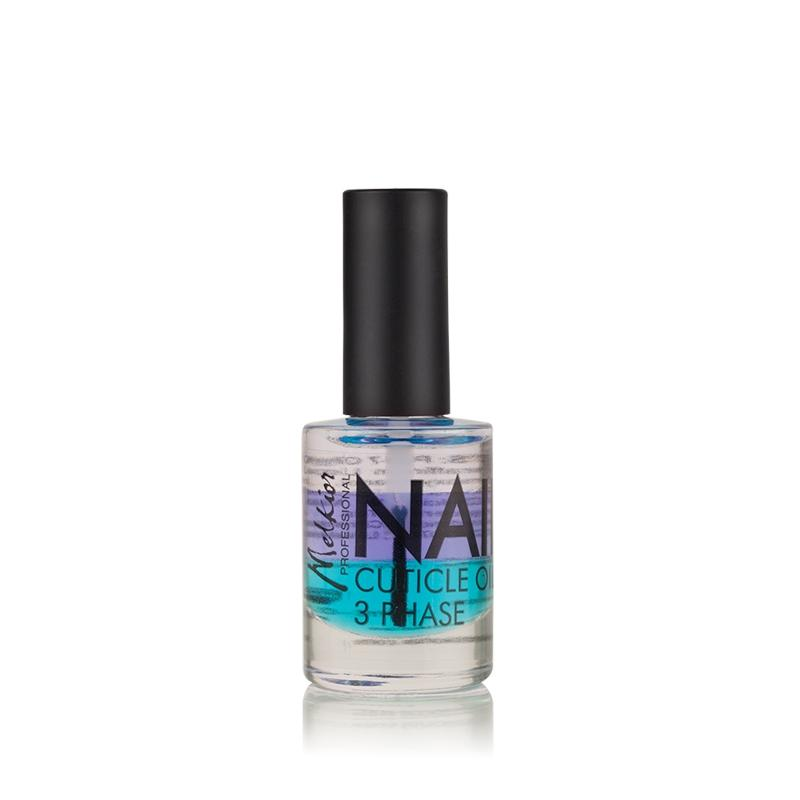 HUILE ONGLES ET CUTICULES 3 PHASES 10ML