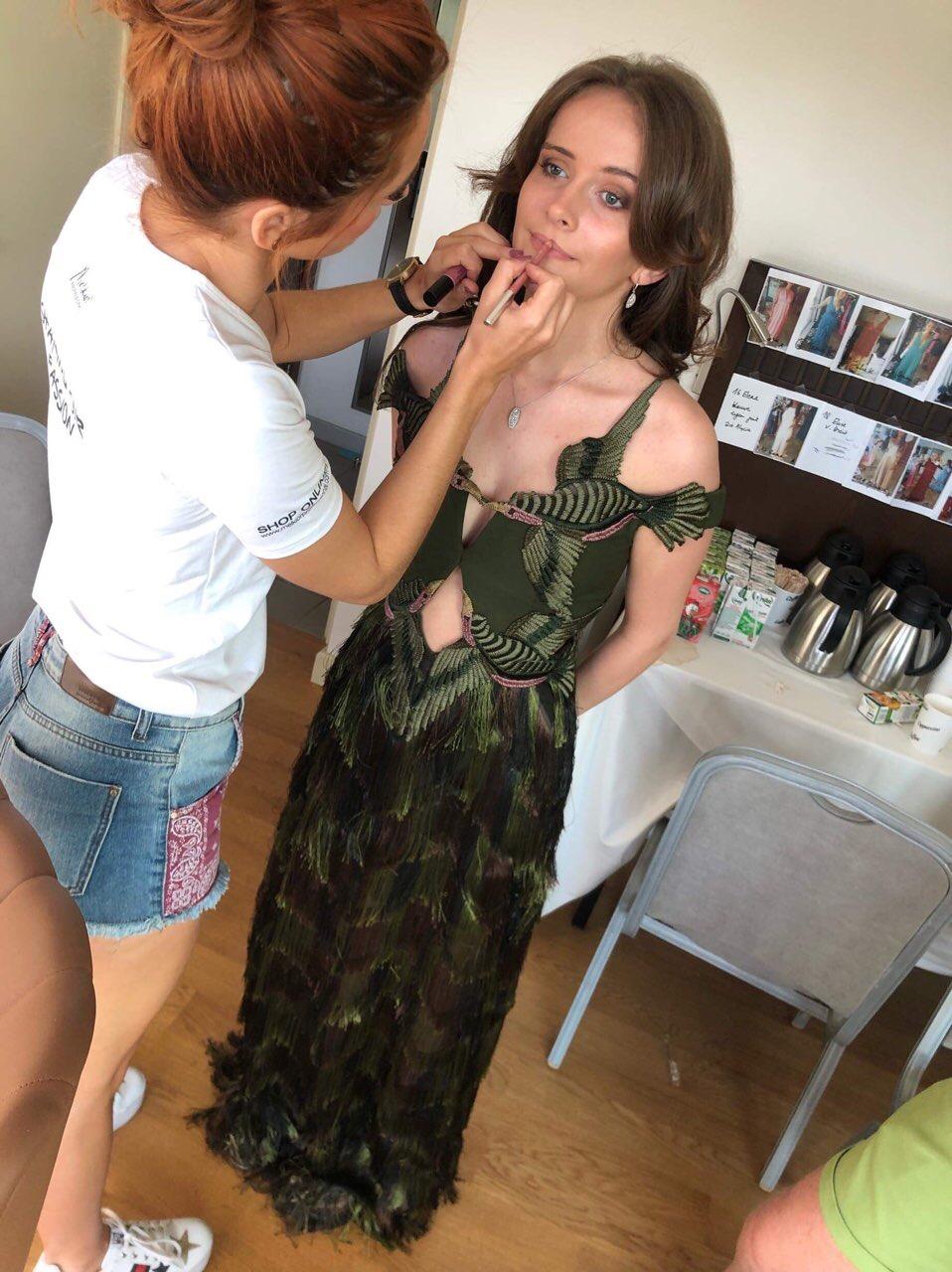 Les coulisses des miss Belgique avec Juliette