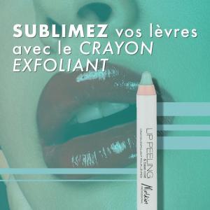 L'importance de l'exfoliant à lèvres