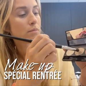 Make-up spécial rentrée !