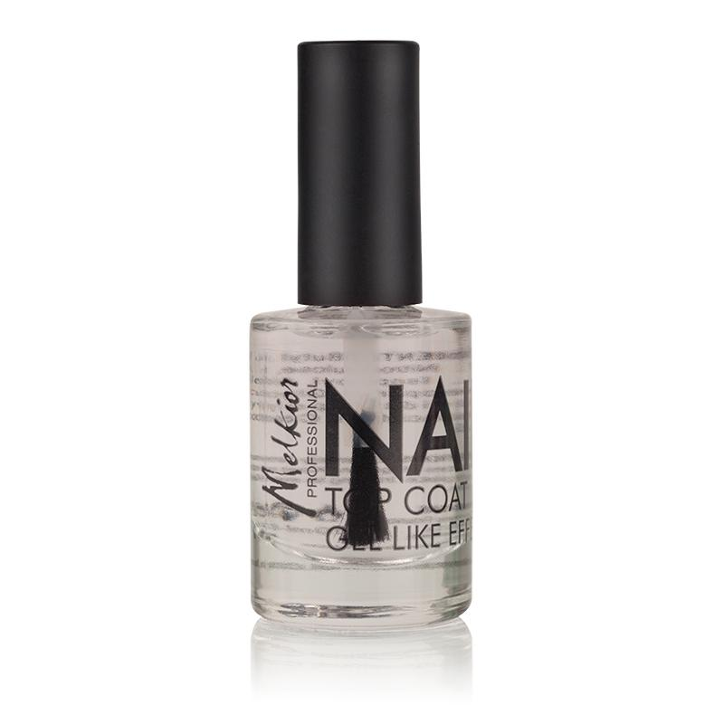 TOP COAT EFECT DE GEL 10ML