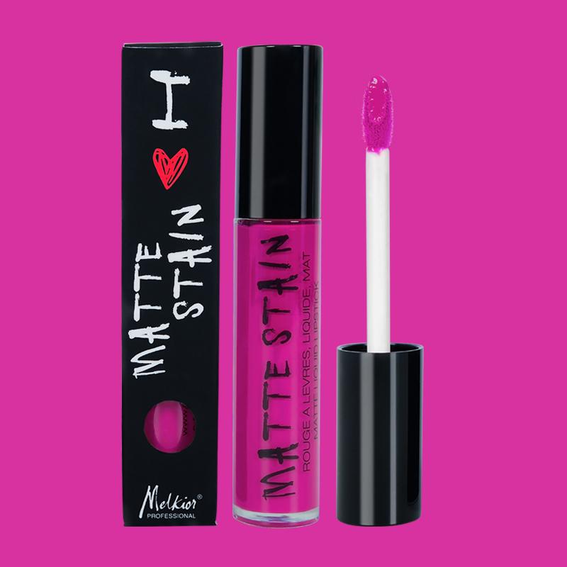 Colorez vos lèvres avec le nouveau Rouge à lèvres Mat !