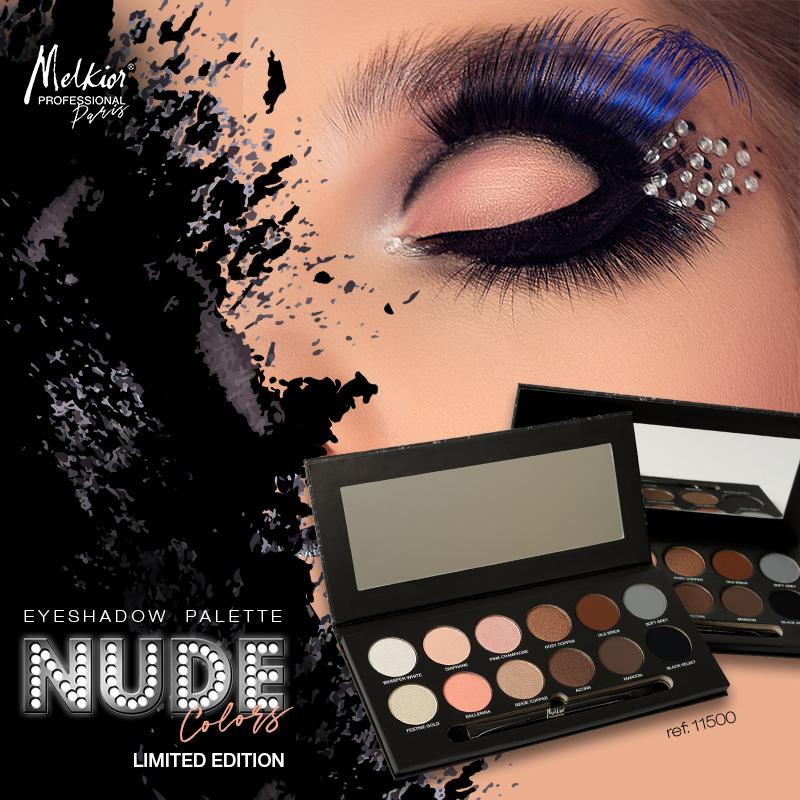 Ne manquez pas la Melkior's Nude Palette - Édition limitée!