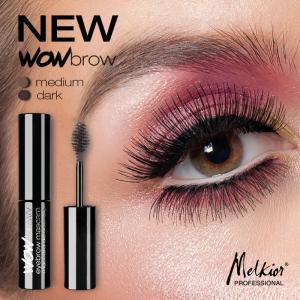 Utilisez le nouveau Mascara de sourcils WOW pour obtenir des sourcils parfaits!