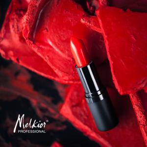 L'automne porte le rouge à lèvres Melkior!