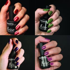 5 raisons pour lesquelles vous devriez aimer le vernis à ongles semi-permanent!