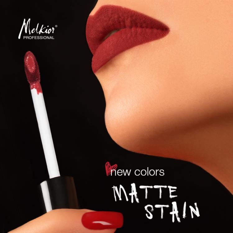 Voulez-vous des lèvres séduisantes? Cette saison, portez les meilleures couleurs de rouge à lèvres liquides mates!