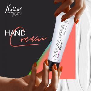 Pourquoi utiliser la crème pour les mains Melkior Intensive Repair?